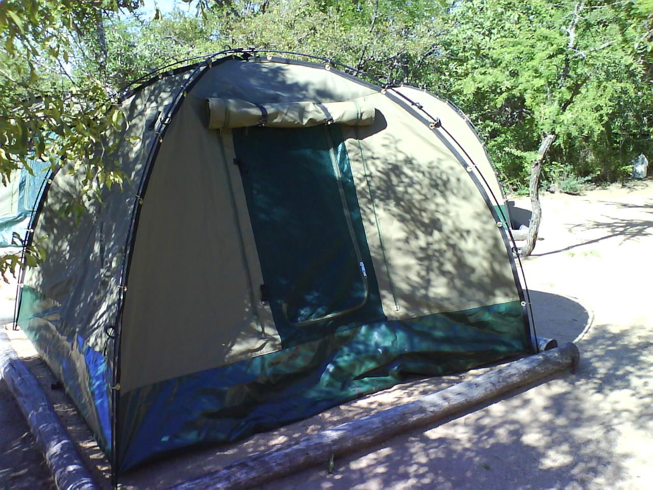 Stökigt på camping – skrämde tältande turister P4